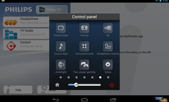 Philips MyRemote Ekran Görüntüleri - 1