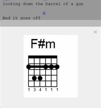 Phone Guitar Tab Ekran Görüntüleri - 1