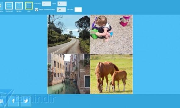 Photo Joiner Ekran Görüntüleri - 1