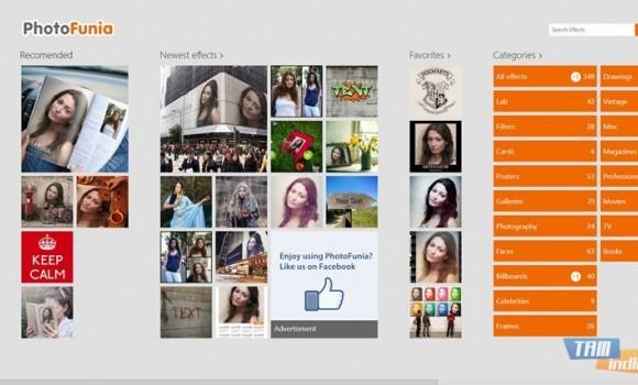 PhotoFunia Ekran Görüntüleri - 3