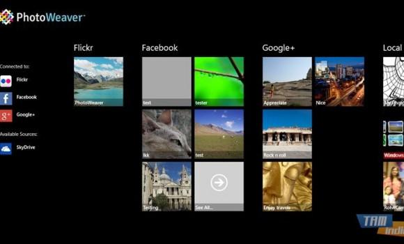 PhotoWeaver Ekran Görüntüleri - 3