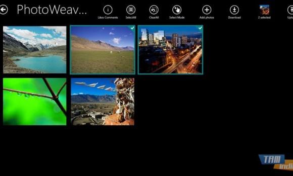PhotoWeaver Ekran Görüntüleri - 2