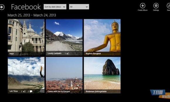 PhotoWeaver Ekran Görüntüleri - 1