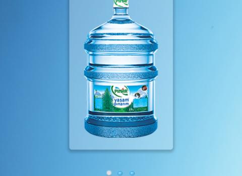 Pınar Su Sipariş Ekran Görüntüleri - 1