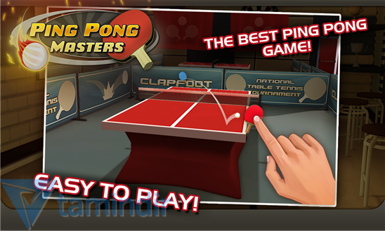 Ping Pong Masters Ekran Görüntüleri - 3