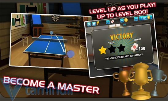 Ping Pong Masters Ekran Görüntüleri - 1