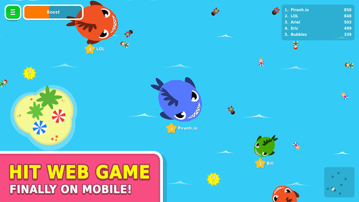 Piranh.io Ekran Görüntüleri - 5