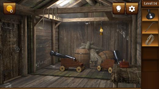 Pirate Escape Ekran Görüntüleri - 4