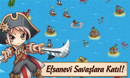 Pirates of Everseas Ekran Görüntüleri - 2