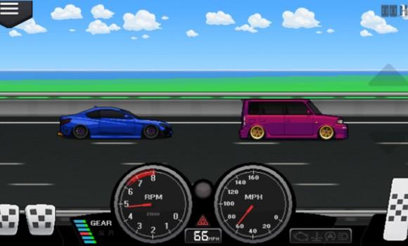 Pixel Car Racer Ekran Görüntüleri - 2