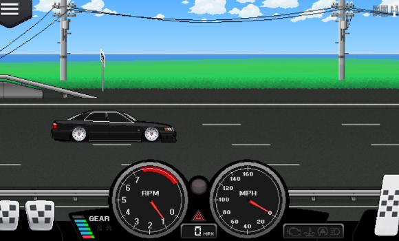 Pixel Car Racer Ekran Görüntüleri - 1