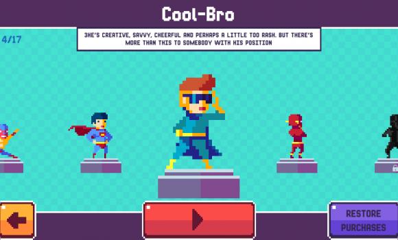 Pixel Superhero Adventures Ekran Görüntüleri - 5
