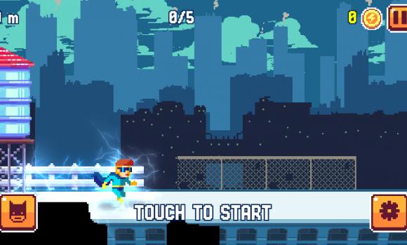 Pixel Superhero Adventures Ekran Görüntüleri - 4