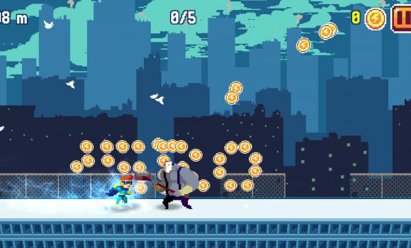 Pixel Superhero Adventures Ekran Görüntüleri - 3