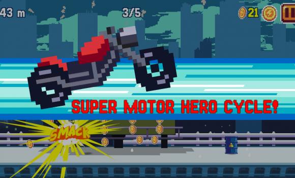 Pixel Superhero Adventures Ekran Görüntüleri - 2