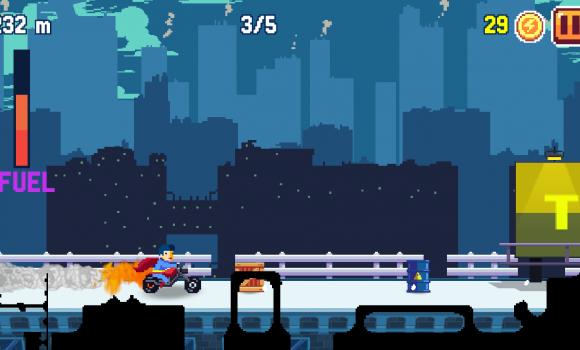 Pixel Superhero Adventures Ekran Görüntüleri - 1