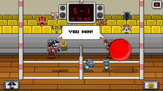 Pixel Volley Ekran Görüntüleri - 3
