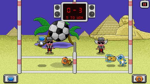 Pixel Volley Ekran Görüntüleri - 2