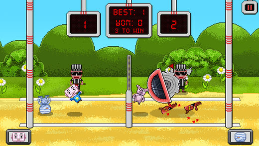 Pixel Volley Ekran Görüntüleri - 1