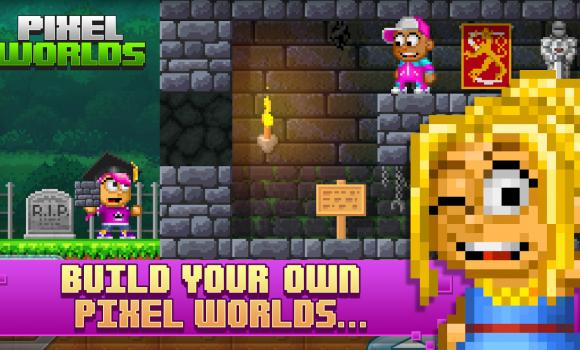Pixel Worlds Ekran Görüntüleri - 3