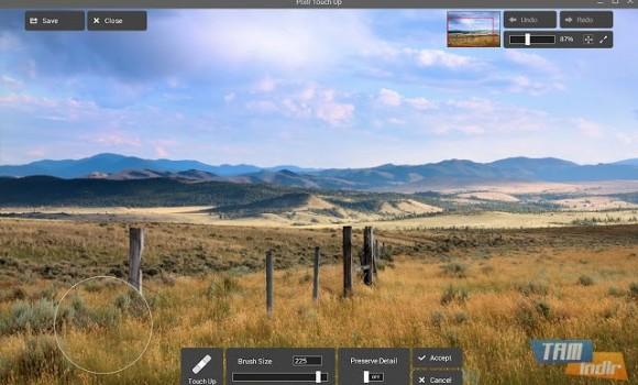 Pixlr Touch Up Ekran Görüntüleri - 2