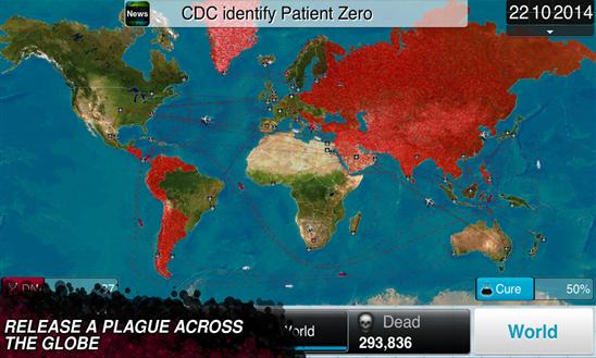 Plague Inc. Ekran Görüntüleri - 3