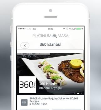 Platinum Masa Ekran Görüntüleri - 4