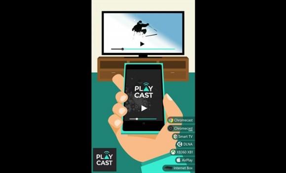 Playcast Ekran Görüntüleri - 2