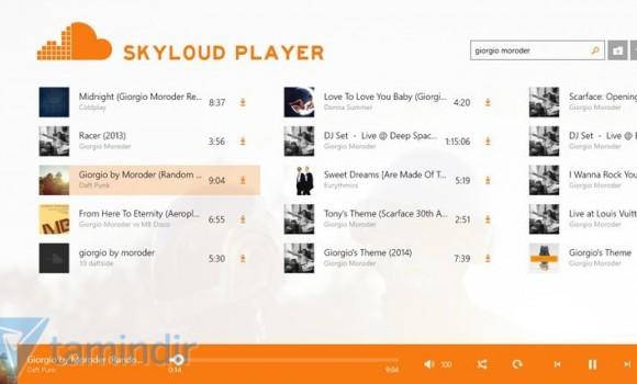 Player for SoundCloud Ekran Görüntüleri - 3
