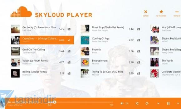 Player for SoundCloud Ekran Görüntüleri - 2