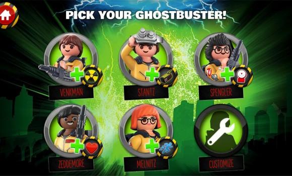 PLAYMOBIL Ghostbusters Ekran Görüntüleri - 3