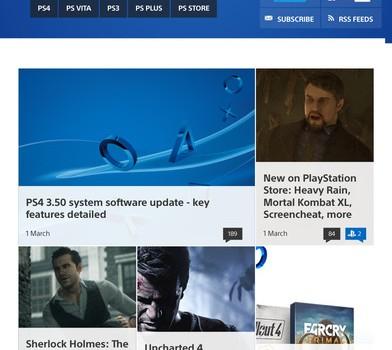 PlayStation App Ekran Görüntüleri - 2