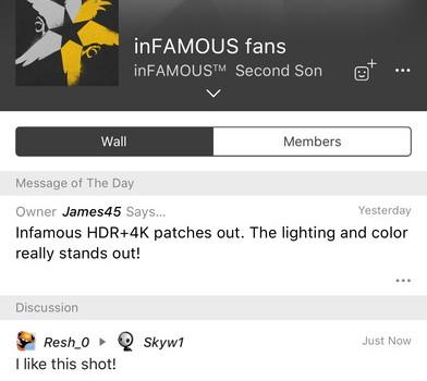 PlayStation Communities Ekran Görüntüleri - 3
