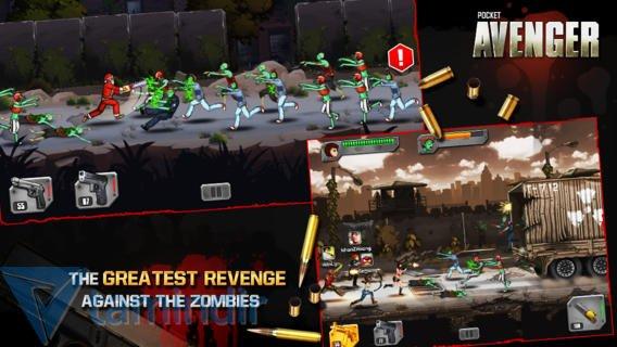 Pocket Avenger Ekran Görüntüleri - 3