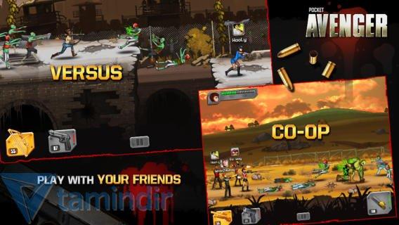 Pocket Avenger Ekran Görüntüleri - 2