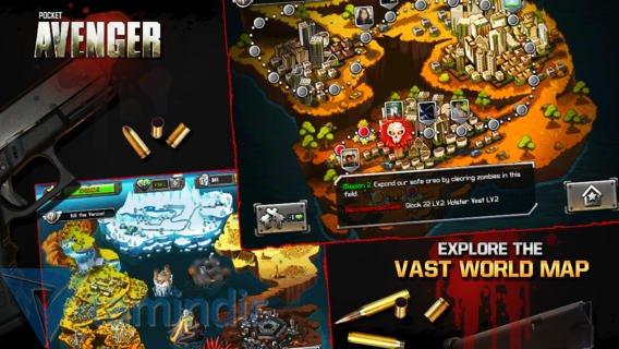 Pocket Avenger Ekran Görüntüleri - 1