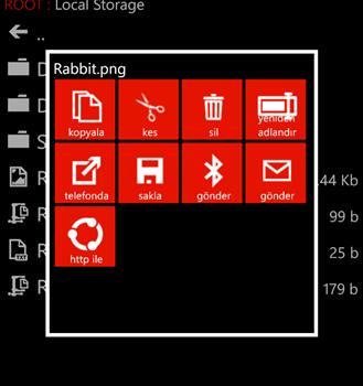 Pocket File Manager Ekran Görüntüleri - 2