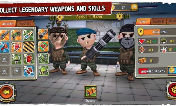 Pocket Troops Ekran Görüntüleri - 4