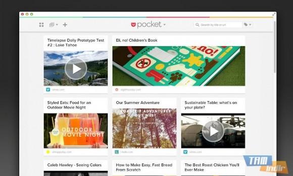 Pocket Ekran Görüntüleri - 3
