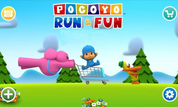 Pocoyo Run & Fun Ekran Görüntüleri - 1