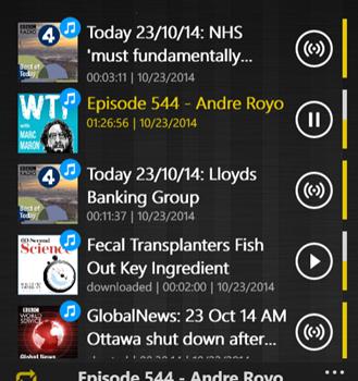 Podcast+ Pro Ekran Görüntüleri - 2