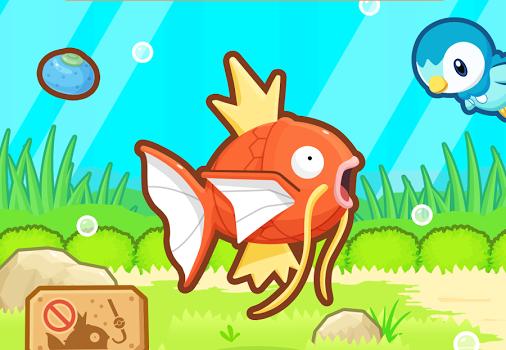 Pokemon: Magikarp Jump Ekran Görüntüleri - 1