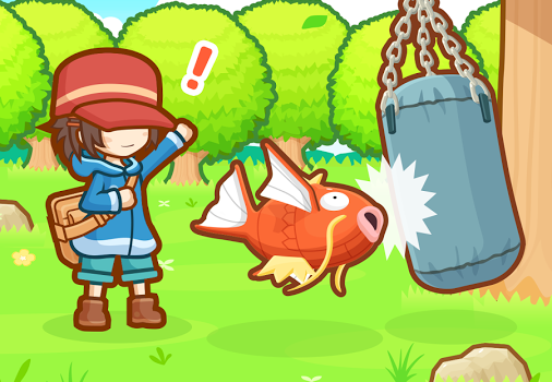 Pokemon: Magikarp Jump Ekran Görüntüleri - 2