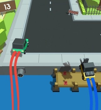 Police Chase Race Ekran Görüntüleri - 2