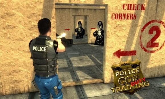 Police Cop Duty Training Ekran Görüntüleri - 1