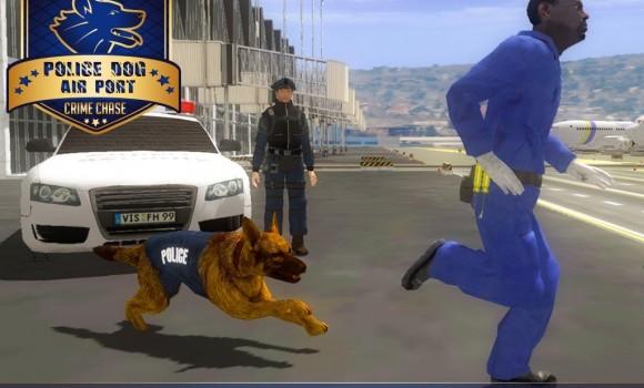 Police Dog Airport Crime Chase Ekran Görüntüleri - 5