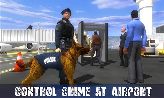 Police Dog Airport Crime Chase Ekran Görüntüleri - 3