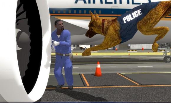 Police Dog Airport Crime Chase Ekran Görüntüleri - 1