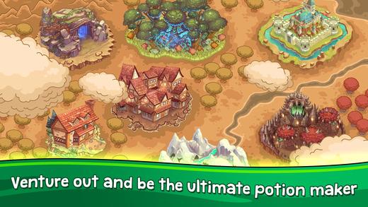 Potion Punch Ekran Görüntüleri - 2
