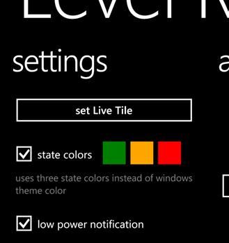 Power Level Monitor Ekran Görüntüleri - 2